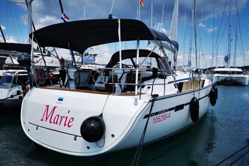 Bavaria Cruiser 51 Marie