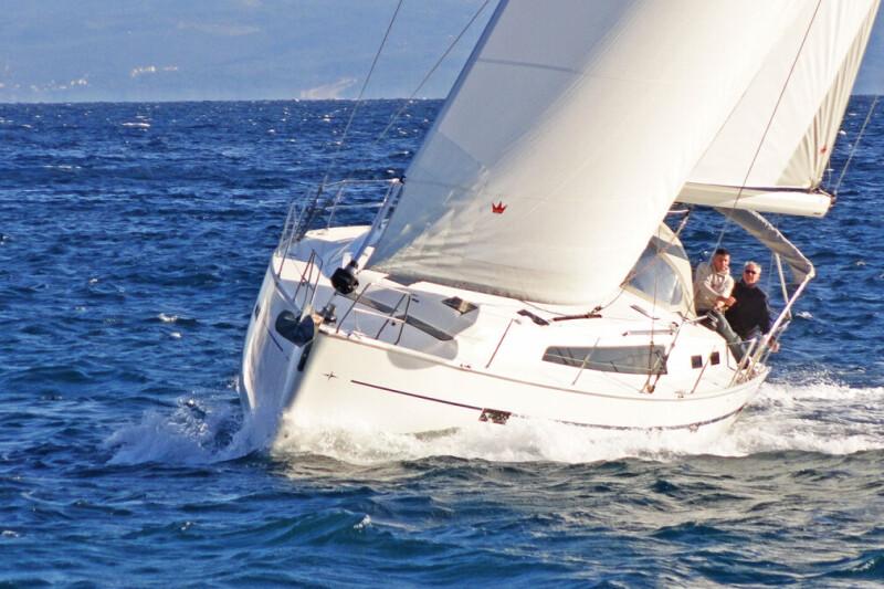 Bavaria Cruiser 51 Vela Tonka