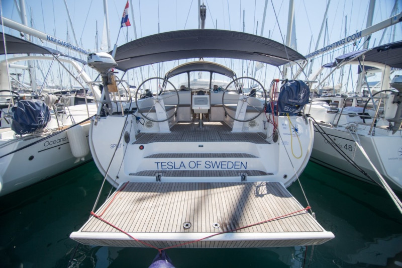 Bavaria Cruiser 51 Tesla of Sweden SPA