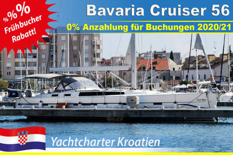 Bavaria Cruiser 56 FAT BOY