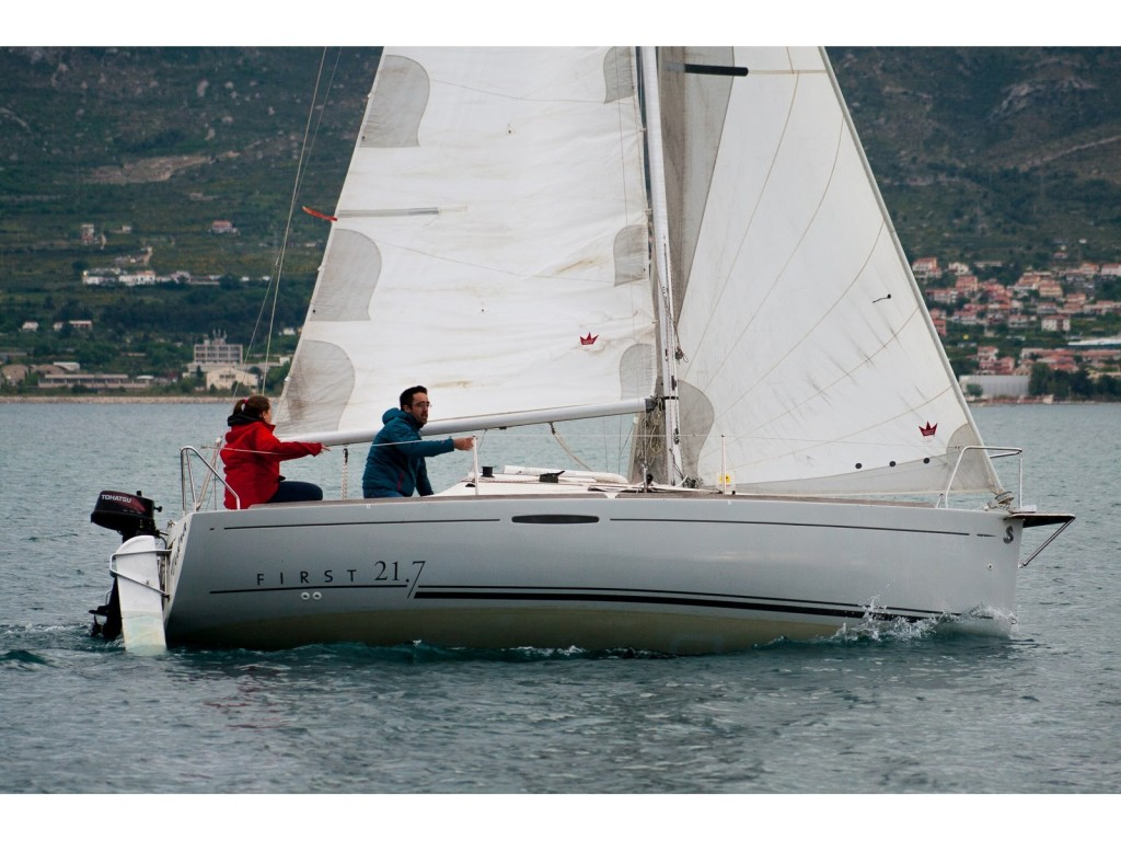 Beneteau First 21.7 Perla