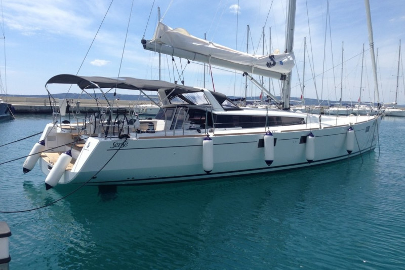 Beneteau Sense 55 Sochi 2014 - renewed 2017