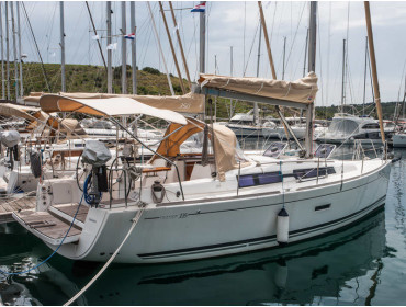 Dufour 335 Grand Large PIPPI new sails 2018
