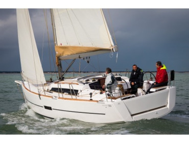 Dufour 350 GL Oby-One