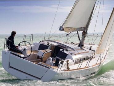 Dufour 350 White Pearl