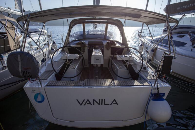 Dufour 360 GL Vanila