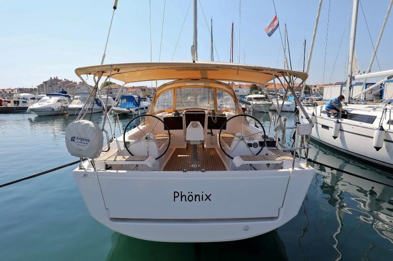 Dufour 382 GL PHONIX