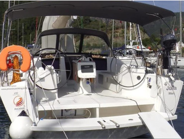 Dufour 410 Grand Large 6 Julia