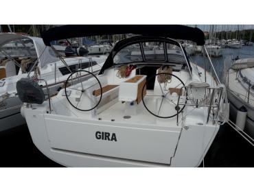Dufour 410 Grand Large Gira