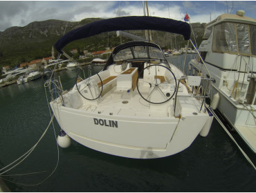 Dufour 410 Grand Large Dolin