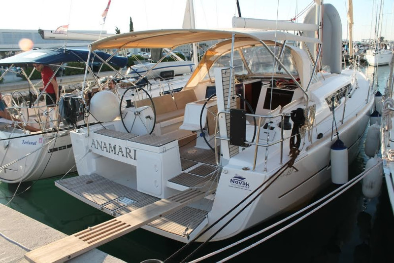 Dufour 412 GL Anamari