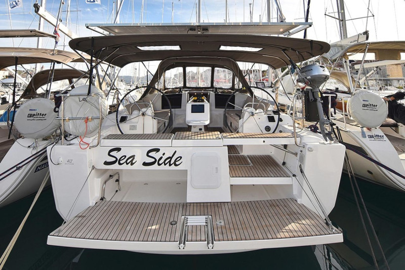 Dufour 412 GL Seaside