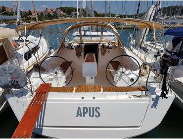 Dufour 412 Grand Large Apus