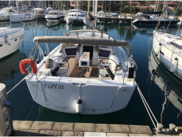 Dufour 430 Grand Large Fiodena