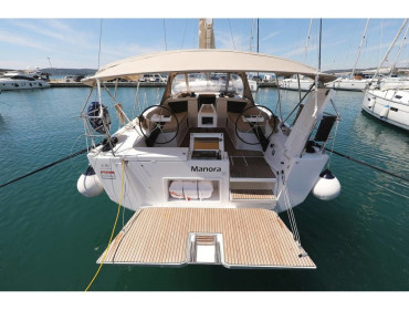 Dufour 430 Grand Large Manora