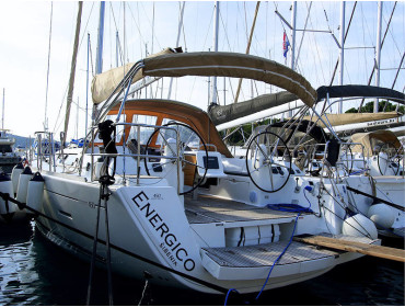 Dufour 450 Grand Large Energico