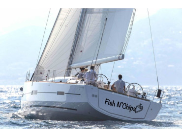 Dufour 460 GL Fish N'Chips