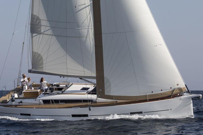 Dufour 460 GL Odysseas