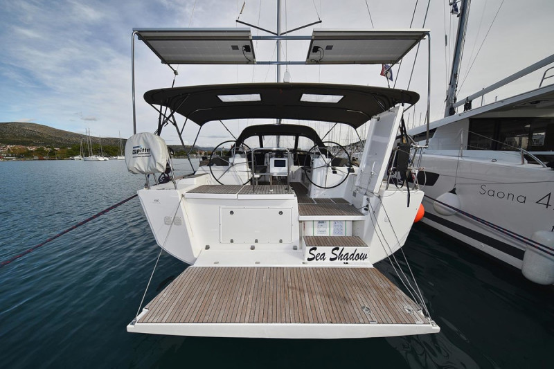 Dufour 460 GL Sea Shadow