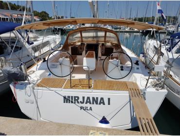 Dufour 460 Grand Large Mirjana
