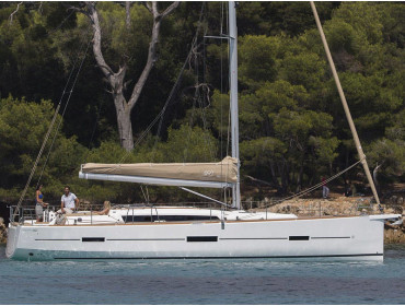 Dufour 460 Grand Large Dotterel