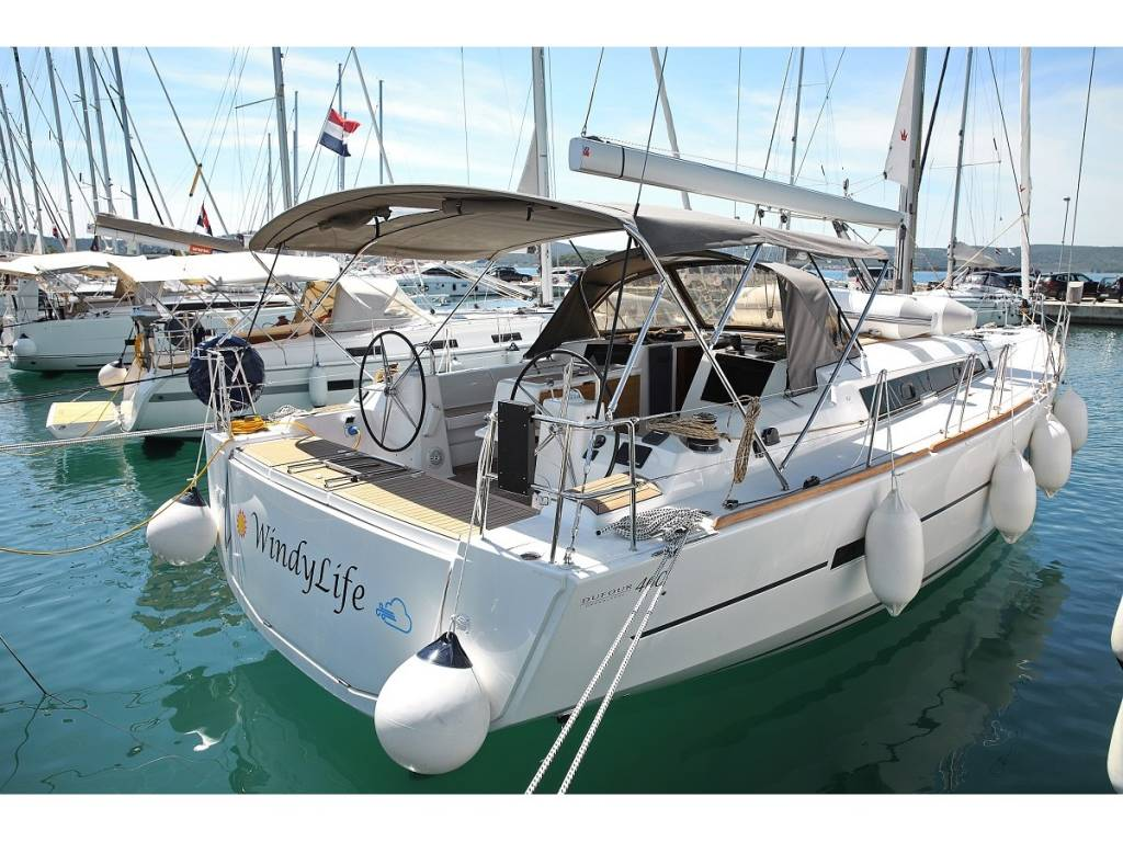 Dufour 460 Grand Large  WindyLife