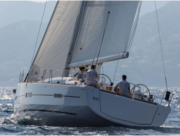 Dufour 460 Grand Large Anma