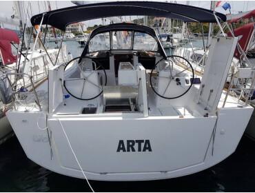 Dufour 460 Grand Large Arta