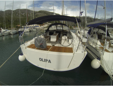 Dufour 460 Grand Large Olipa