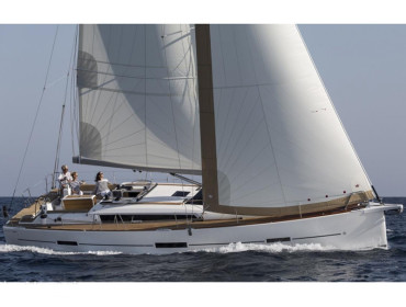 Dufour 460 PRES- 461-16-CR