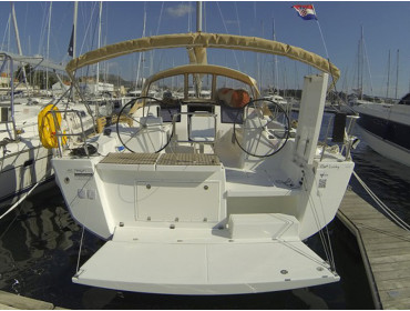 Dufour 460 GL NEW