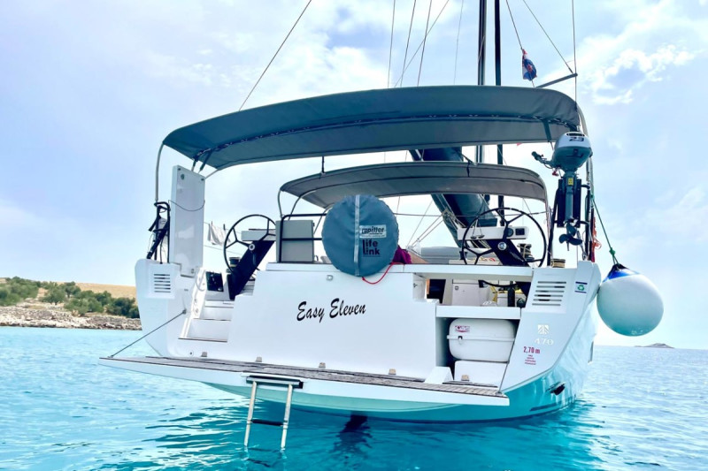 Dufour 470 performance Easy Eleven