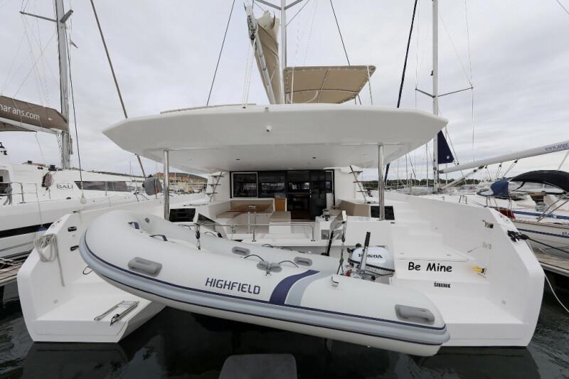 Dufour 48 Catamaran BE MINE