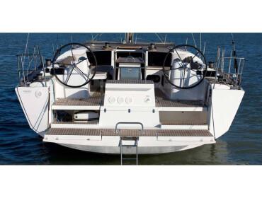 Dufour 500 Grand Large Josephine