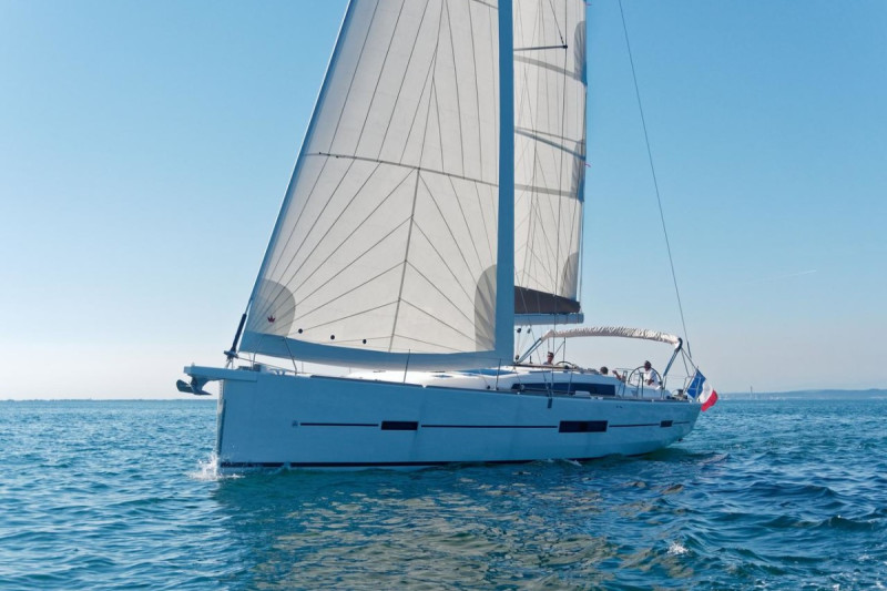 Dufour 512 GL DONNA