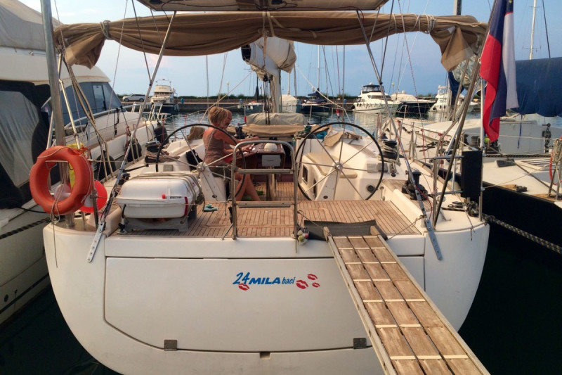Dufour 525 GL 24MILABACI - WITH SKIPPER