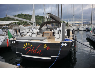 Dufour 56 Exclusive 2018 Hola