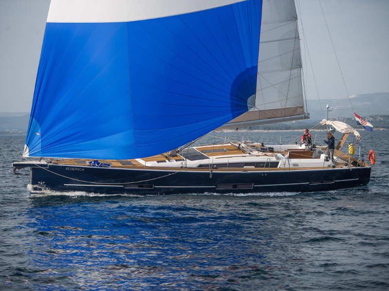 Dufour 560 Grand Large PETROVICH