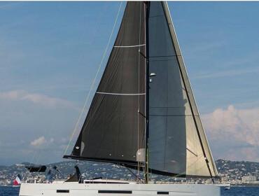 "Dufour 63 Exclusive Bahia Feliz 5 ""bareboat"""
