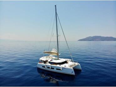 Dufour Catamaran 48 Paradise Planet