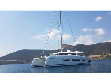 Dufour Catamaran 48 Albertina II