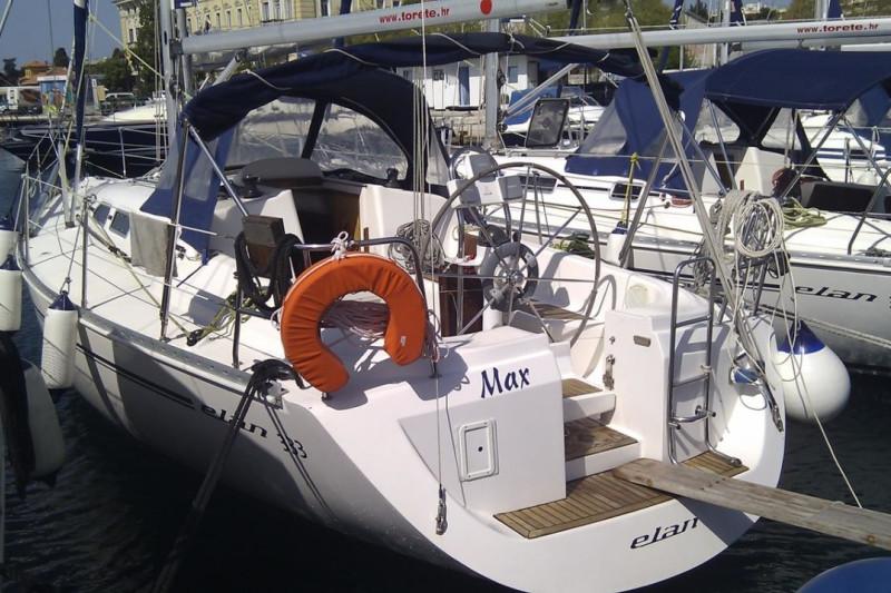 Elan 333 MAX