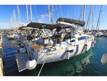 Elan 45.1 Impression 3 cabins 2 heads Ianira