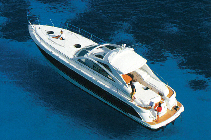Fairline Targa 52 GT The Blue One