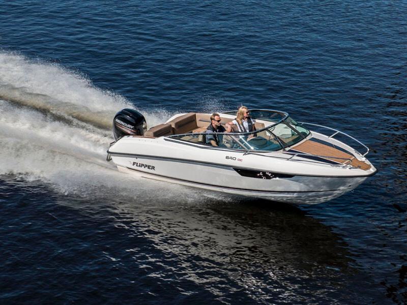 Flipper 640 DC Aison