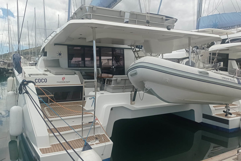 Fountaine Pajot Elba 45 Coco