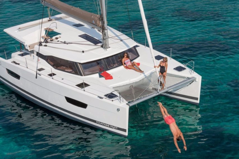 Fountaine Pajot Lucia 40 Bella IV