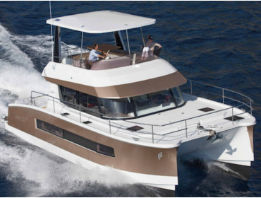 Fountaine Pajot MY 37[G] Jam