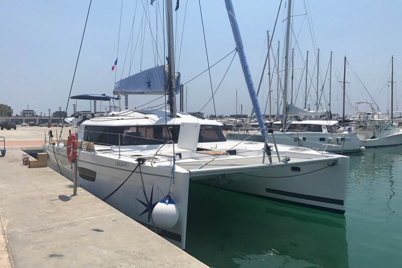 Fountaine Pajot Saba 50 Lingaro