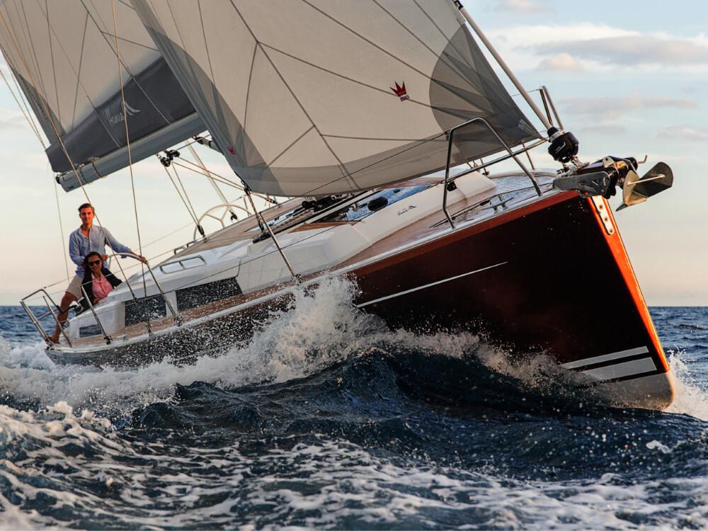 Hanse 388 Free Spirit